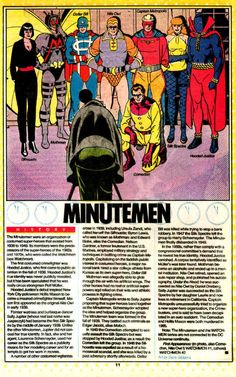 dave gibbons art who's who