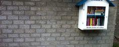 De eerste Minibieb van http://www.minibieb.nl