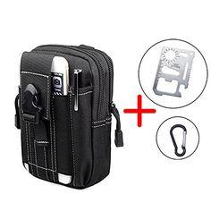 Protector Plus Military Tactical MOLLE Phone Pouch Waist Belt Bag Pack Gear Messenger Shoulder Saddlebag