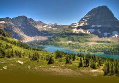 Regions in Montana