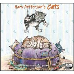 Gary Patterson Cats 2012 Wall Calendar (Office Product) http://www.amazon.com/dp/B005M78KG2/?tag=dismp4pla-20