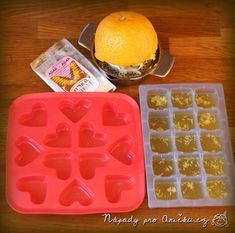 Ice Cube Trays, Ice Tray, Krabi, Agar, Recipes, Smoothie, Candy, Ice Makers, Rezepte