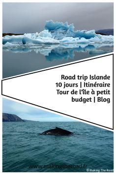 Voici mon itinéraire détaillé de mon road trip en Islande de 10 jours. Nous avons fait le tour de l'île à petit budget et dormi dans notre voiture. Découvrez mes conseils et astuces pour organiser votre voyage.#islande #roadtrip #voyage Marseille France, Destinations, Voyage Europe, Destination Voyage, Blog Voyage, Voici, Photos, About Me Blog, Tours
