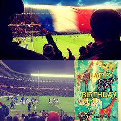 #187 (08.03.14) - The day Edinburgh got invaded by French people and Nina's birthday