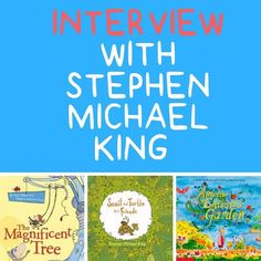 One of the true joys of having Box For Monkeys is being able to interview fabulous authors and illustrators like Stephen Michael King. This guy is a true legend and has written or illustrated over 50 books. I truely loved this interview; it is honest warm and inspirational.  Please read this one and share it. You will LOVE it!  Thanks to Stephen Michael King and Scholastic Australia.  Follow this LINK IN BIO for quick access to it.  #preschoolerlife #toddler #toddlerlife #toddleractivity…