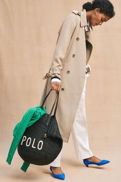 Polo Ralph Lauren Spring 2019 Ready-to-Wear Fashion Show Collection  See  the complete Polo Ralph Lauren Spring 2019 Ready-to-Wear collection. Look 8 6a8972a8c141d