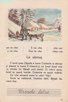 Abecedar 1959 – Un zâmbet de copil… Romanian Language, Vintage School, Kindergarten Activities, Kids Education, Vintage Travel, My Childhood, Nostalgia, Children, Books