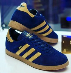 First sight of the new Milan Gazelles, due to be released in February...