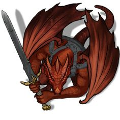 half-dragon greatsword