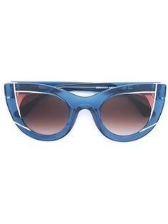 Óculos de sol gatinho Oculos De Sol Gatinho, Óculos Da Moda, Óculos De Sol 5d2c960293