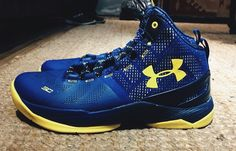 Of Course There's a 'Dub Nation' Under Armour Curry 2