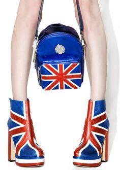 f71832e26bbd2d Cobalt Cooper Mini Backpack. Boy LondonBaby Got BackMini Backpack WildfoxCobaltUnion JackBackpacksBackpack BagsBackpack
