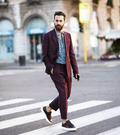 5 idées de costumes à piquer à Matthew Zorpas