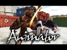 Animator動作系統   (由淺入深學習) C#