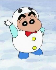 Sinchan Cartoon, Cute Bunny Cartoon, Cute Cartoon Drawings, Crayon Shin Chan, Cute Characters, Cartoon Characters, Sinchan Wallpaper, Crayon Heart, Cartoon Profile Pics
