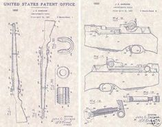 "The ""greatest battle implement ever devised"", the grand Garand Shotguns, Firearms, Homemade Shotgun, M1 Garand, Battle Rifle, Gun Art, Submachine Gun, Us Patent, Da Nang"