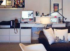 my desk ! florence deau