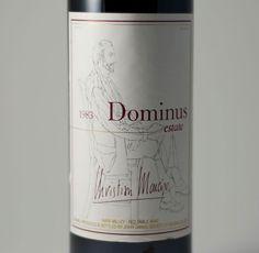 SOMMPICKS – 1983 Dominus Estate Napa Valley Cabernet Sauvignon (USA - California) $179