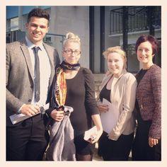 Kardi Somerfield @kardisom  ·  13 May 2013  Winners of @Nielsen competition: representing the UK in Cyprus @mwinn10 @vitstaniz @BeckyBestx @hattiebofunk ✈✈✈✈