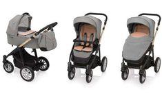 Baby Design Lupo Comfort Limited 3 1 multifunkciós Babakocsi 2017 Quartz   szürke-rózsaszín 27ddbfe26f