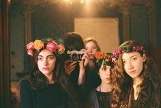 "Mariam Sitchinava - photo series ""Crown"""