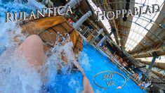 Rulantica 2019 Hoppablad (left) 360° VR POV Onride Vr, Fair Grounds, Travel, Viajes, Destinations, Traveling, Trips, Tourism