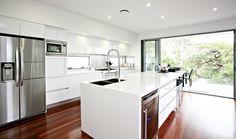 Small Lot Homes Brisbane, Narrow Block Design House Plans   Design ...