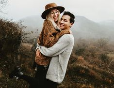 Engagement Shoot couple outfit ideas