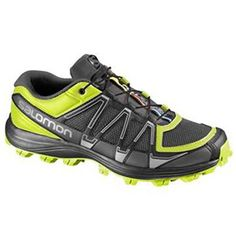 Best for: Trail Running. These Salomon FellRaiser Quicklaces provide much-needed cushion to absorb impact from rocks and roots. And they're awesome for jumping in puddles on the trails! $110