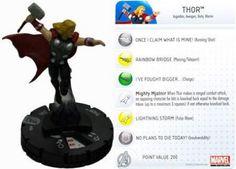Thor #004 Marvel Avengers Movie Heroclix - Avengers Movie - HeroClix - Miniatures