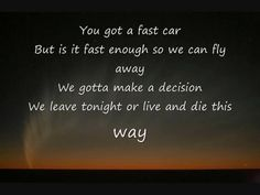Tracy Chapman - Fast Car: Always makes me wanna cry. Music Is Life, My Music, Tracy Chapman Fast Car, Ukulele, Story Lyrics, Beautiful Disaster, Nissan Gt, How To Find Out, How To Make