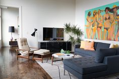 An Austin Loft that Breaks All Sorts of Design Rules (That You Should, Too) — Professional Project