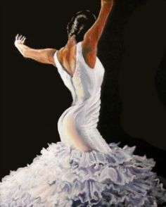 Beautiful photos of flamenco dancers