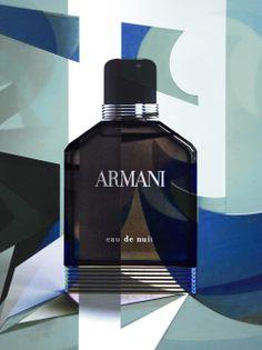 #GiorgioArmani Eau de Nuit for Men