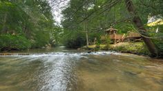 Rushing Waters Retreat Rental Cabin - Blue Ridge, GA