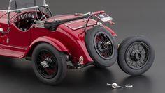 CMC M-138 Alfa Romeo 6C 1750 GS 1930 10
