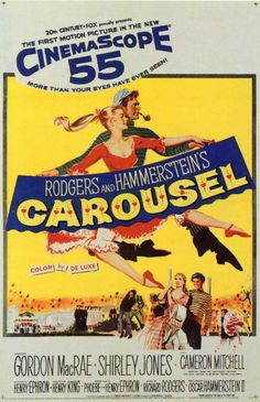 Carousel 11x17 Movie Poster (1956)