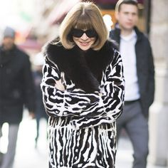 "Anna Wintour just gave her take on Milan Fashion Week and mentioned the jacket style that she finds ""boring"" in the process. Find out what it is here."