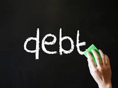 How To Get Out Of Debt  - A Few Simple Techniques. reduce outgoings and increase income.