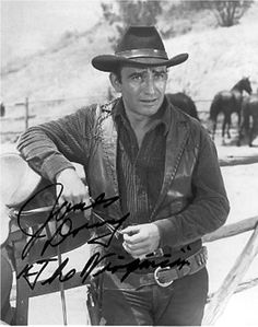 The One and Only Virginian, James Drury!!!