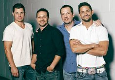 98 Degrees picture.
