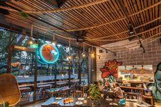 Otg Thai Restaurant by Creative 9, Sydney – Australia » Retail Design Blog