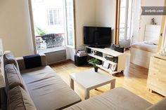 Cosy and Beautiful Appartment 4pers in Paris