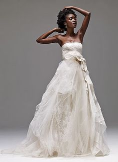 Vera Wang Wedding Dress wedding-ideas