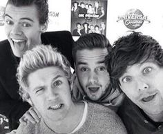 Even though they are making those silly faces, they still look hot