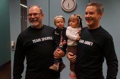 Team Sparkle and Team Abbey