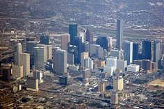 Houston, TX : Photo of Downtown Houston