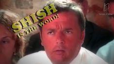 Matteo Renzi e l'inglese - SHISH IS THE WORD - By Christian Ice