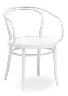 """Designed by August Thonet. This bentwood hairpin arm chair has been a classic among designers for over 100 years. Available in standard wood tones and premium wood finishes.  [share title=""""Share with friends"""" socials=""""facebook, twitter, google, pinterest, bookmark"""" class="""""""" icon_type="""""""" ]<div class=""""addthis_toolbox addthis_default_style """" addthis:url='http://thechairmarket.com/product/klassiker-bentwood-hairpin-arm-chair/' addthis:title='Klassiker Bentwood Hairpin Arm Chair '  ><a ..."""