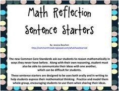 Subject reflective essay ideas